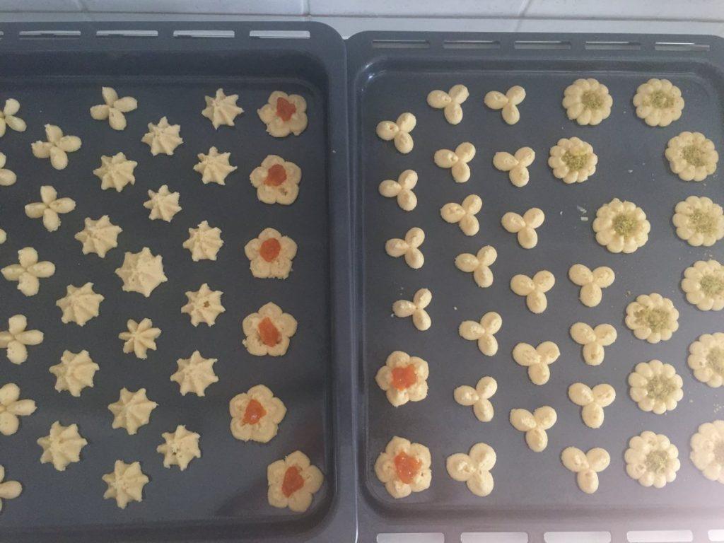 pastafrolla per biscotti