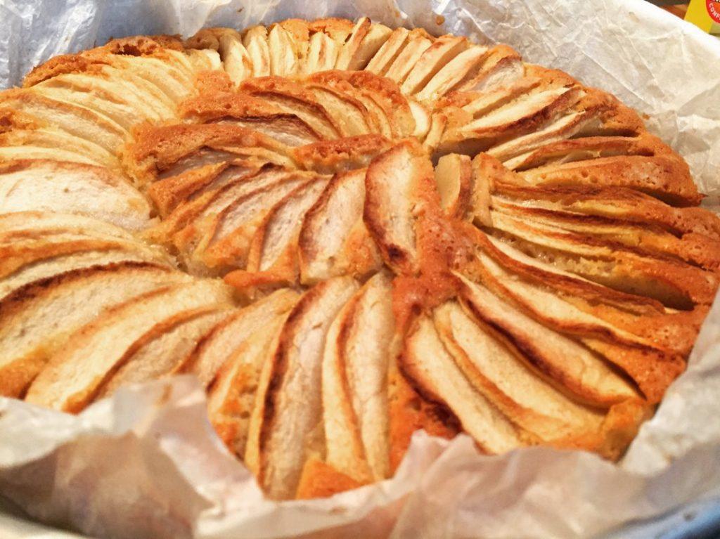 Torta di mele di Laura Porzio